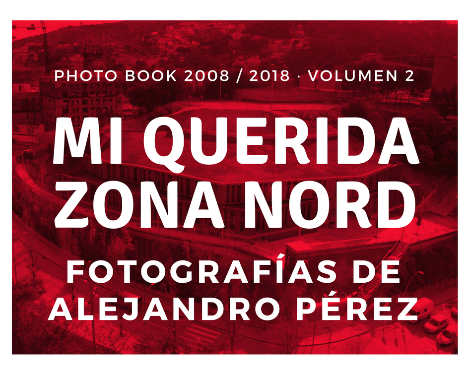 Photo Book Foto Libro Vol.2 de Ciudad Meridiana en Nou Barris y Can Cuiàs en Montcada de Barcelona